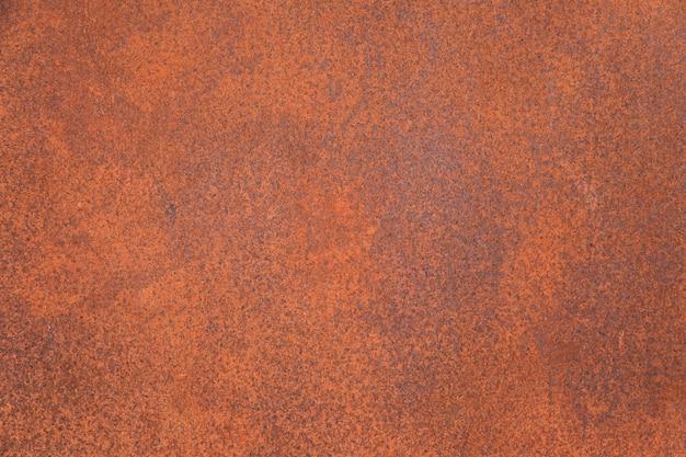Vecchia struttura della ruggine del ferro del metallo, fondo della ruggine