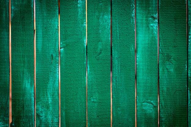 Vecchia struttura di legno, assi di legno