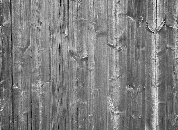 Vecchia struttura di legno bianco