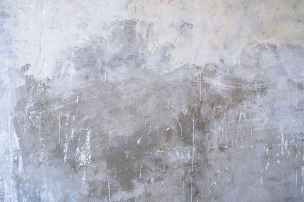 Vecchia struttura grungy, fondo grigio del muro di cemento