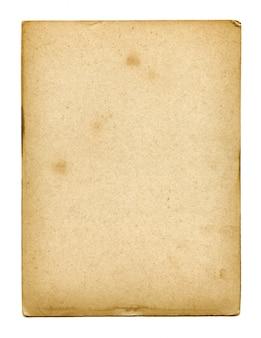 Vecchia trama della carta usata