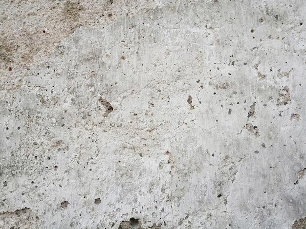 Vecchia trama di muro bianco