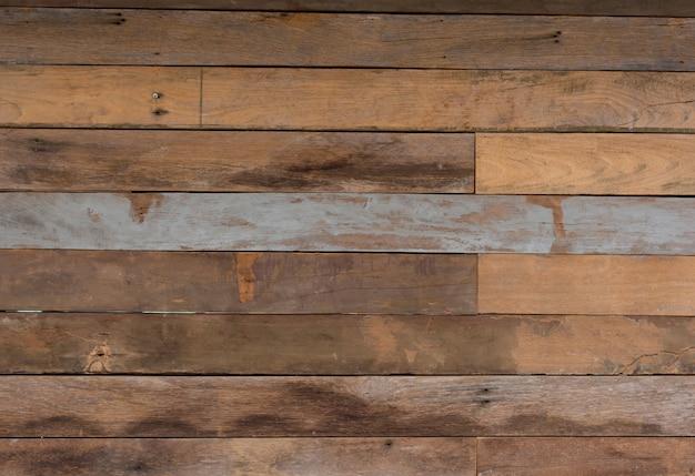 Vecchie strutture di legno grungy del fondo di marrone-rosso d'annata: ambiti di provenienza di legno di lerciume per l'interno