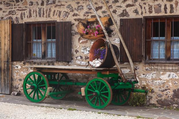 Vecchio carrello