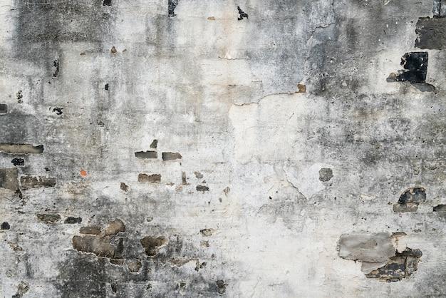 Vecchio fondo della parete, struttura della parete