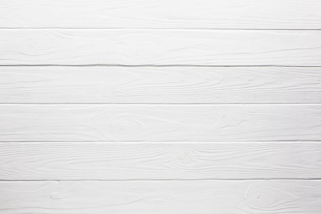 Vecchio fondo di legno bianco d'annata