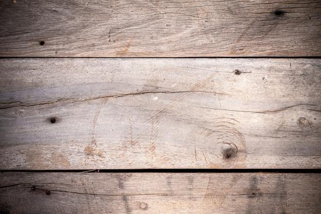 Vecchio fondo di legno strutturato