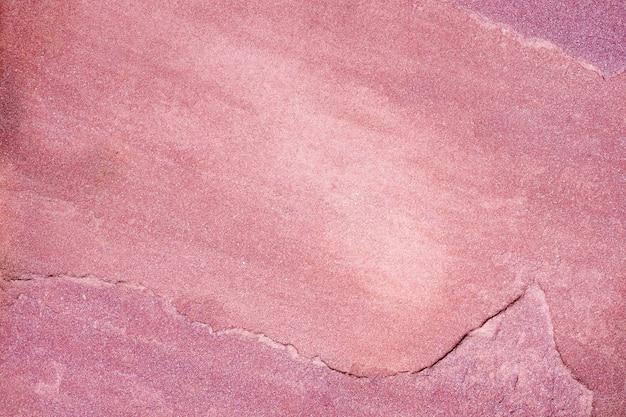 Vecchio fondo di struttura della parete dell'arenaria rossa.