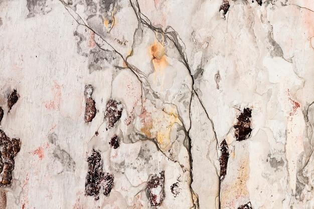Vecchio fondo di struttura delle pietre e della roccia