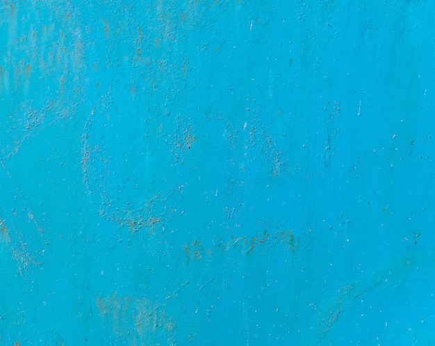 Vecchio fondo dipinto incrinato di struttura del metallo