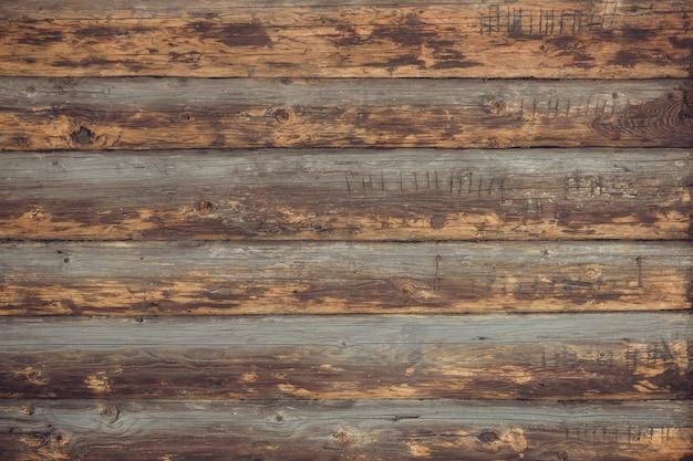 Vecchio fondo in legno tavolo o pavimento in legno