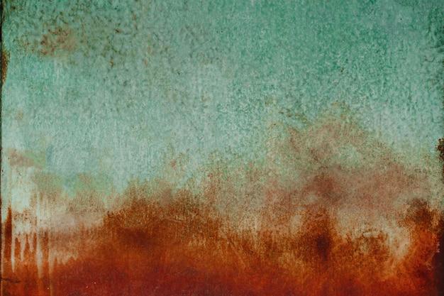 Vecchio fondo sporco arrugginito di struttura della parete di lerciume