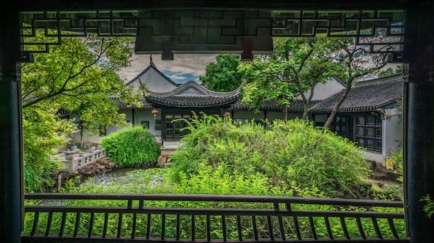 Vecchio giardino della porcellana