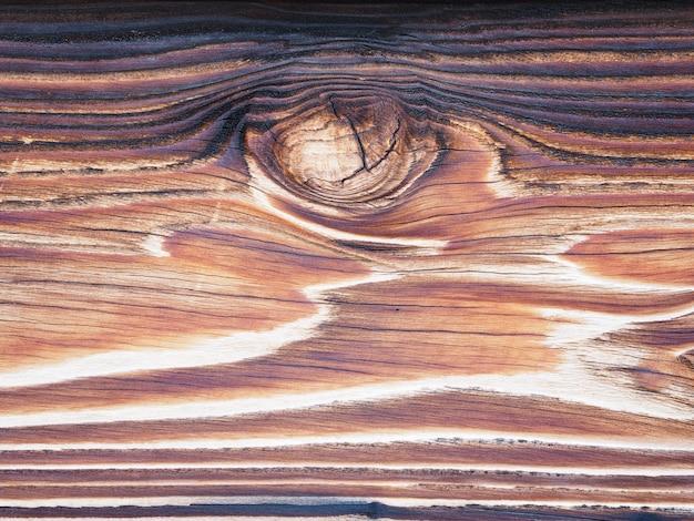 Vecchio legno d'annata strutturato e fondo.