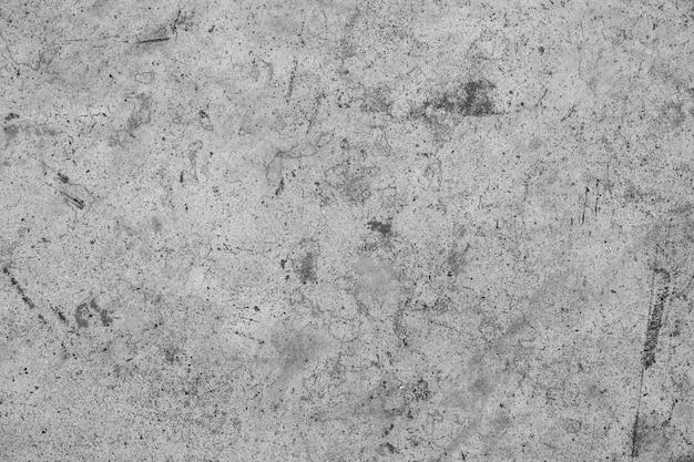 Vecchio muro di cemento grigio
