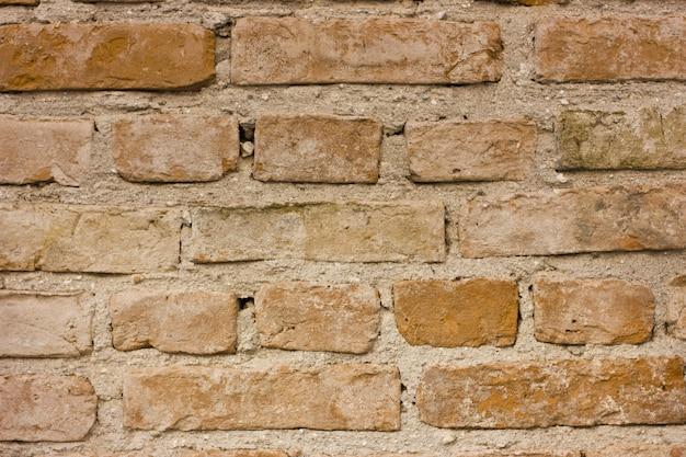 Vecchio muro di facciata invecchiato. struttura di pietra antalya, kaleici, turchia