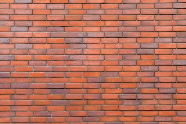 Vecchio muro di mattoni d'epoca