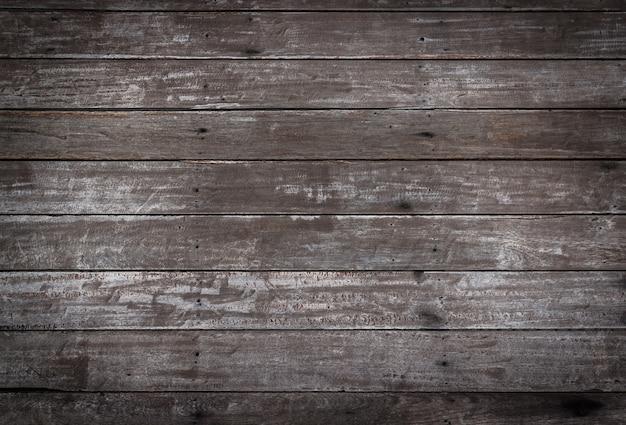 Vecchio pannello del fondo di legno di struttura