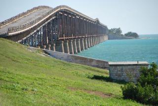 Vecchio ponte nelle chiavi