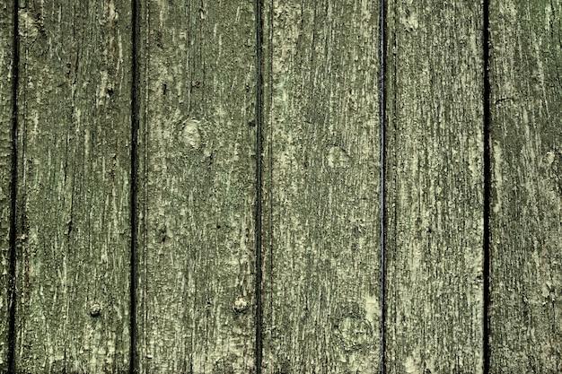 Vecchio sfondo di legno verniciato