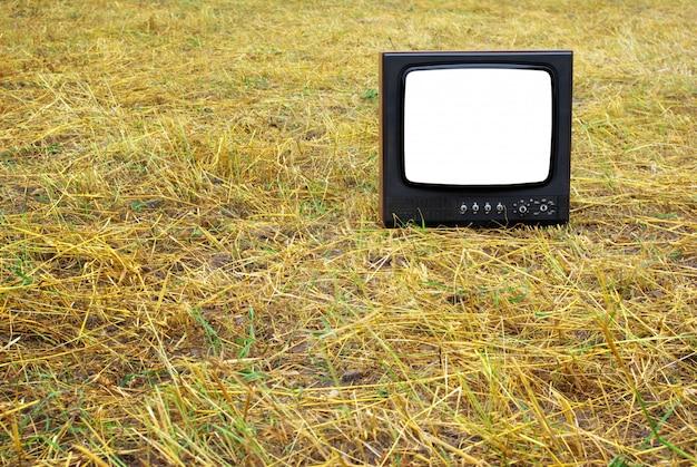Vecchio televisore