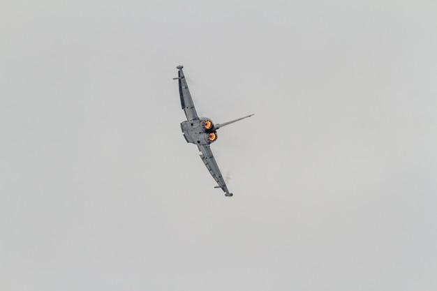 Velivolo eurofighter typhoon