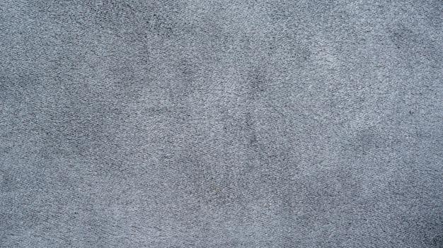 Velluto grigio scuro per uno sfondo.