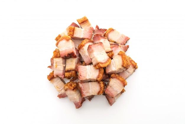 Ventre croccante di maiale