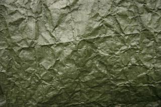 Verde materiale plastico