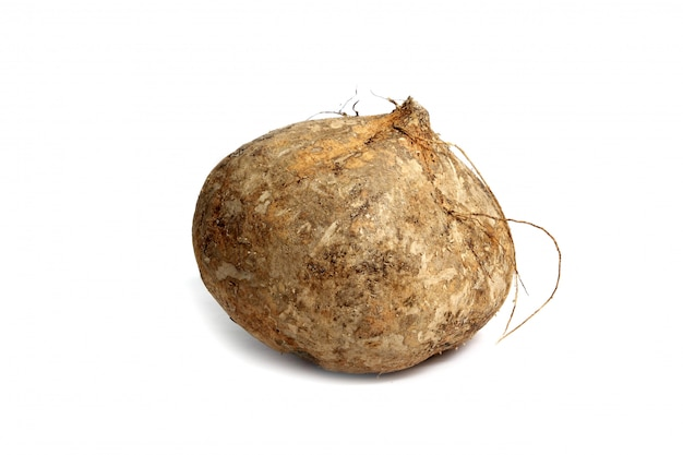 Verdura dell'alimento messicano del fagiolo dell'igname di jicama