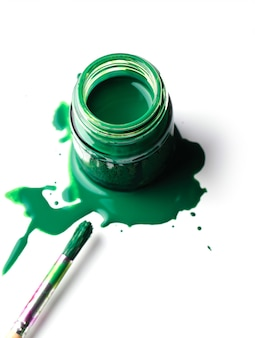 Vernice verde