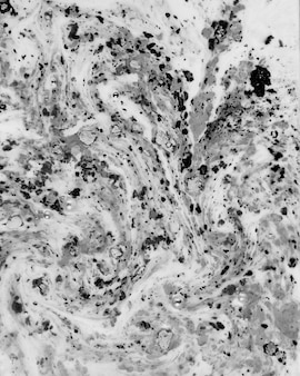Verniciato grigio acqua con polvere