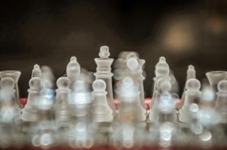 Vetro scacchi