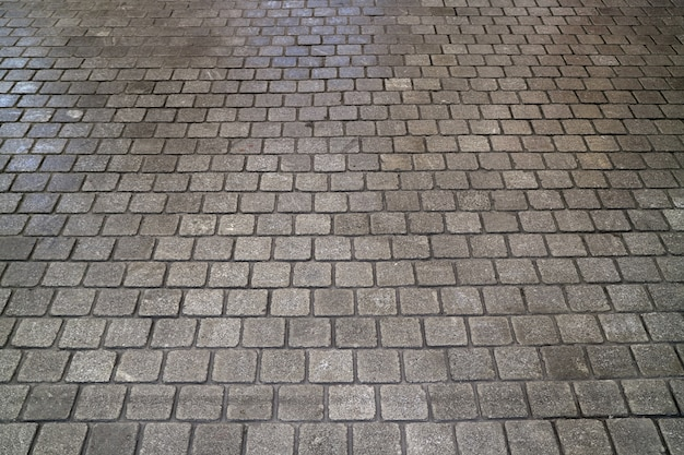 Via pavimentata blocco di calcestruzzo per fondo, modello