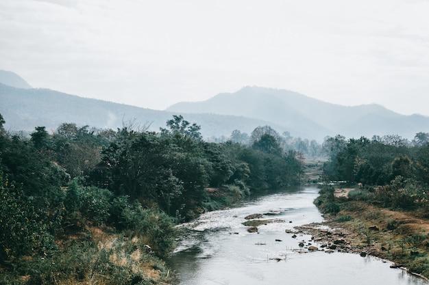 Via tailandia, natura