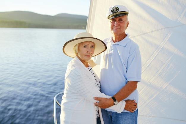 Viaggiare in yacht