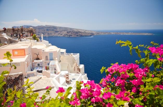 Viaggio da sogno nell'isola di santorini