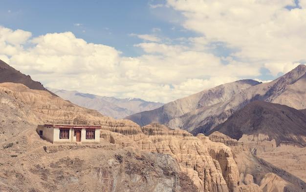 Viaggio di turismo naturalistico di mount peak hike