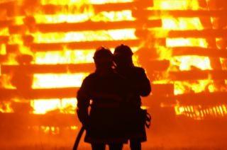 Vigili del fuoco, del tubo flessibile