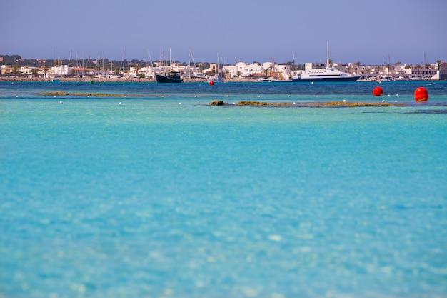 Villaggio e marina di la savina sabina a formentera