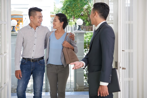 Visitare casa in vendita