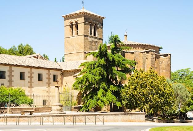 Vista di giorno del convento de san miguel