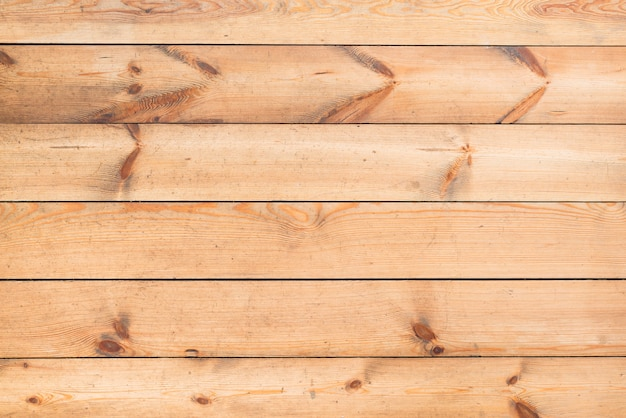 Vista di sfondo materiale in legno