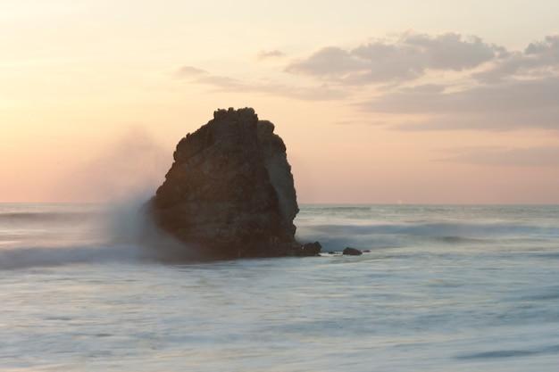 Vista sul mare della penisola di nicoya in san jose costa rica