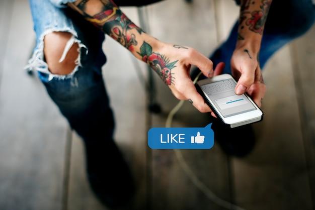 Visualizzatore di contenuti online