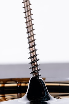 Vite di foratura in acciaio inossidabile con fenomeno magnetico