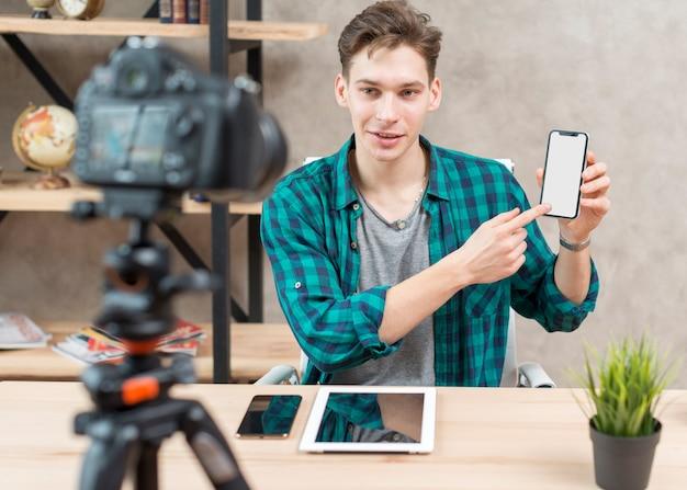 Vlogger di tecnologia