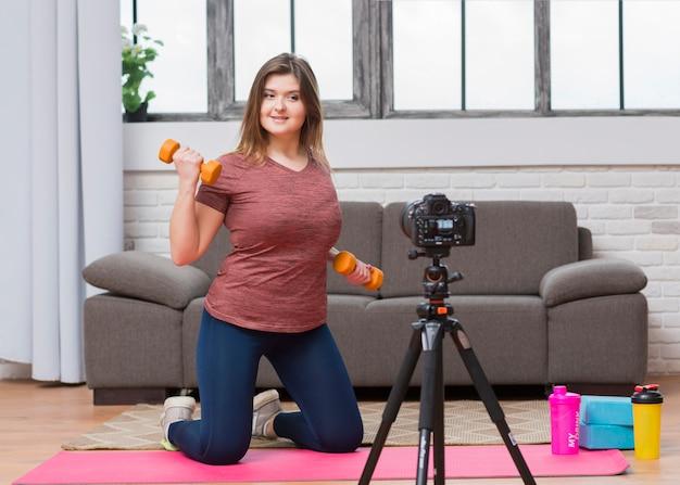 Vlogger sportivo