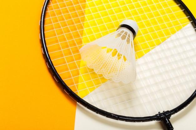 Volano di badminton