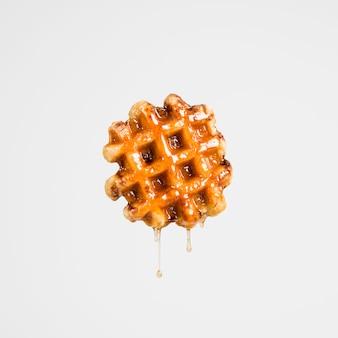 Waffle al miele